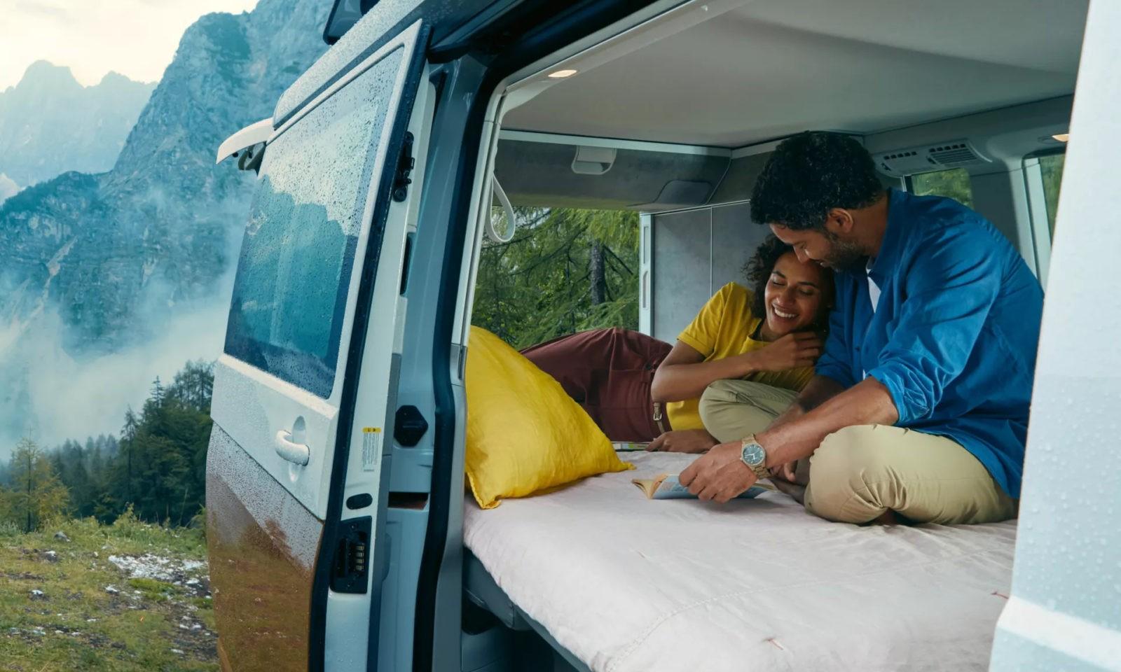 Embarquez pour de nouvelles aventures avec le T6, Location de van t6 – Réserver, louer votre van !